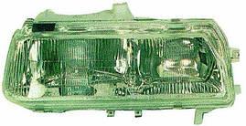 Фара правая Honda Accord -89 Н4+Н4 (DEPO). 217-1104R-LD