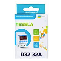 Защита от перенапряжения D32 TESSLA 32А