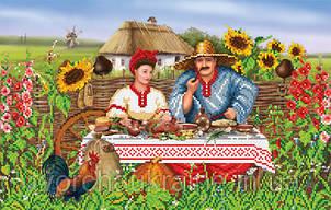 """Схема для вышивки бисером БИС-3712 """"WELCOME TO UKRAINE!"""""""