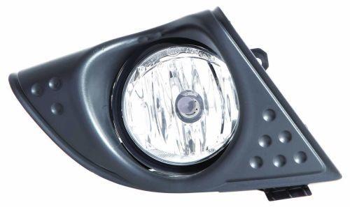 Фара противотуманная правая Honda Accord 08- EUR H11 с рамкой (DEPO). 217-2052R-UQ