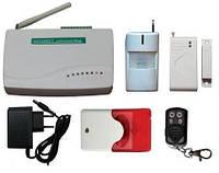 GSM сигнализация TESLA SECURITY GSM-550Full