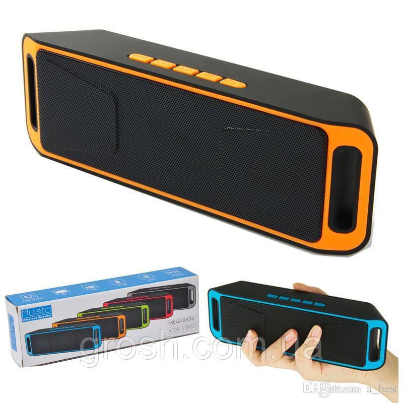 Портативная Bluetooth колонка SC-208/S-268BT
