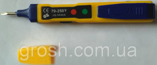 Отвертка - индикатор электронная многофункциональная 70-250v