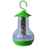 Лампа груша на батарейках
