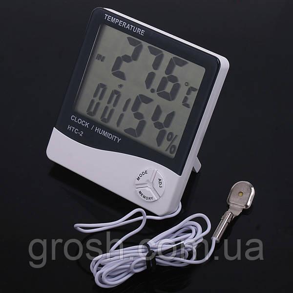 Термометр (гигрометр) цифровой HTC2