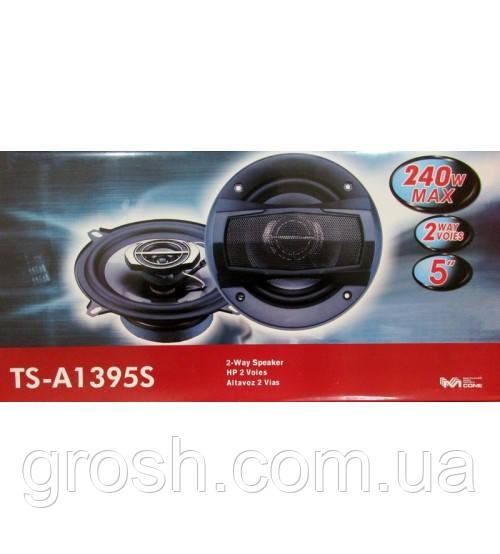 Автомобильная акустика колонки A1395S (240W), фото 1