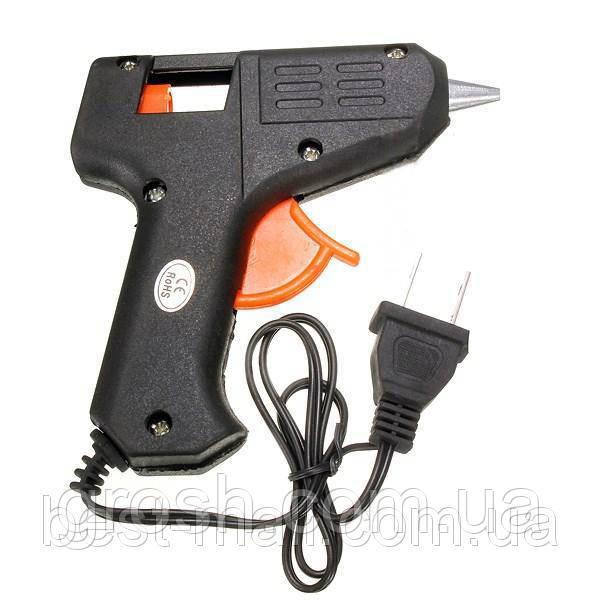 Пистолет электрический для клея 7мм 20 Вт