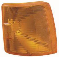 Указатель поворота левый желтый в бампере Honda Accord 90-93 (DEPO). 317-1604L-US