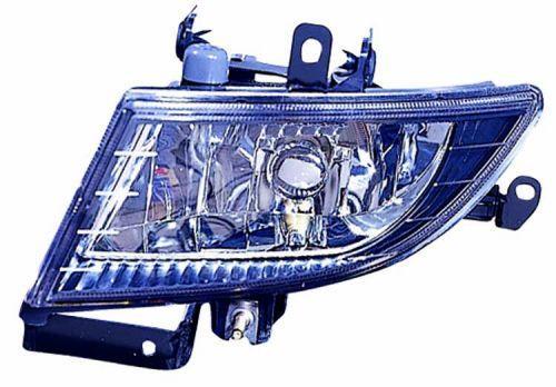 Фара противотуманная правая Hyundai Sonata 08- (DEPO). 321-2027R-UQ