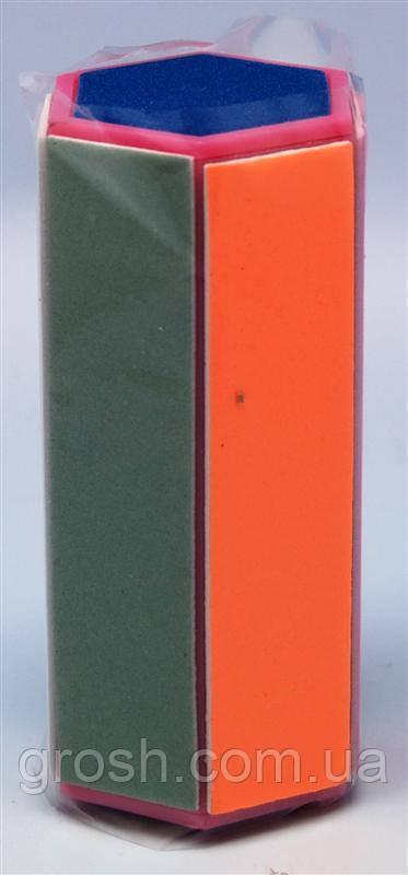 Баф полировка 6-ти гранник, фото 1