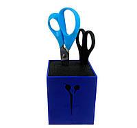 Подставка для ножниц стакан, фото 1