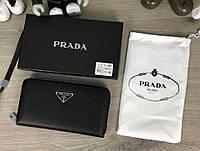 Клатч Prada 19193 черный, фото 1