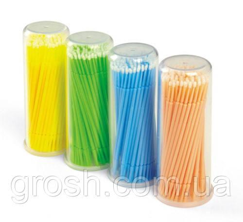 Микропалочки для наращивания/снятия ресниц