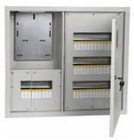 Корпус металлический ЩУРв-3/42зо-1 36 УХЛ3 IP30