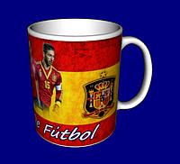 Чашка сборная Испании, фото 1