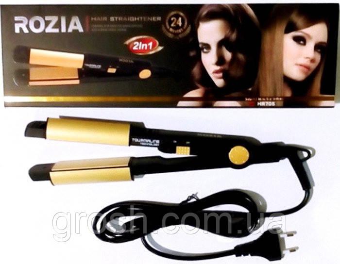 Утюжок для волос Rozia HR-705