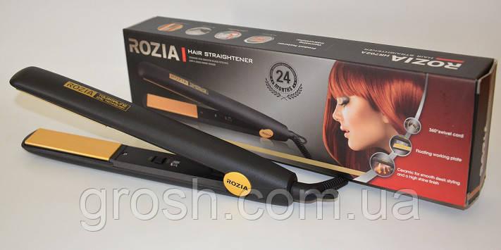 Утюжок для волос Rozia HR-702A, фото 1