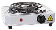 Электроплита 1 конфорка (спираль), фото 1