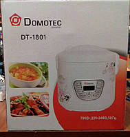 Мультиварка Domotec DT-1801, фото 1