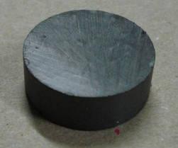 Магнит ферритовый. диск 18х3 мм