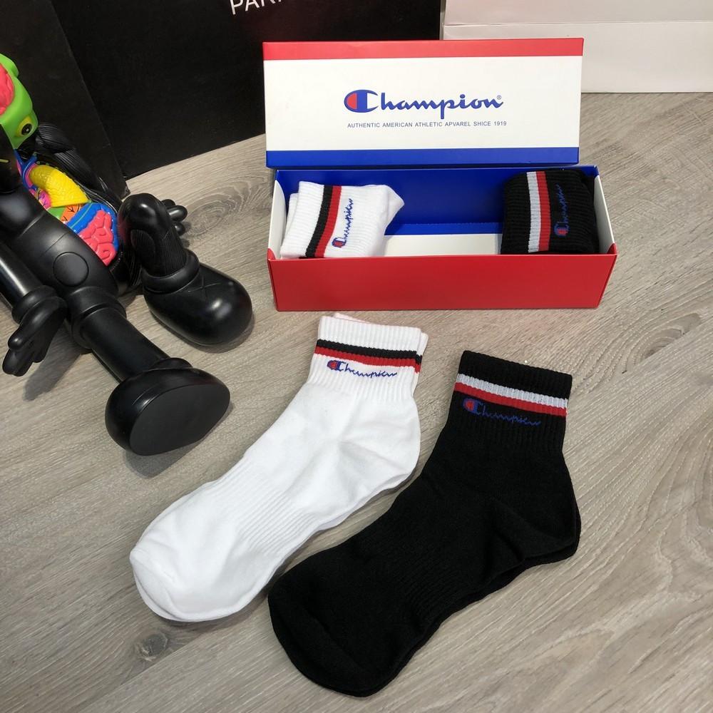 Набор носков Champion Socks 4 Pack 19143 разные цвета