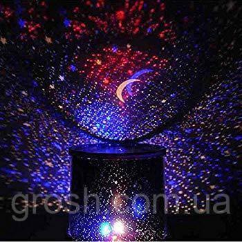 LED Ночник Проектор звёздного неба Star Master