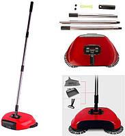 Швабра - веник для уборки Sweep drag all in one, фото 1