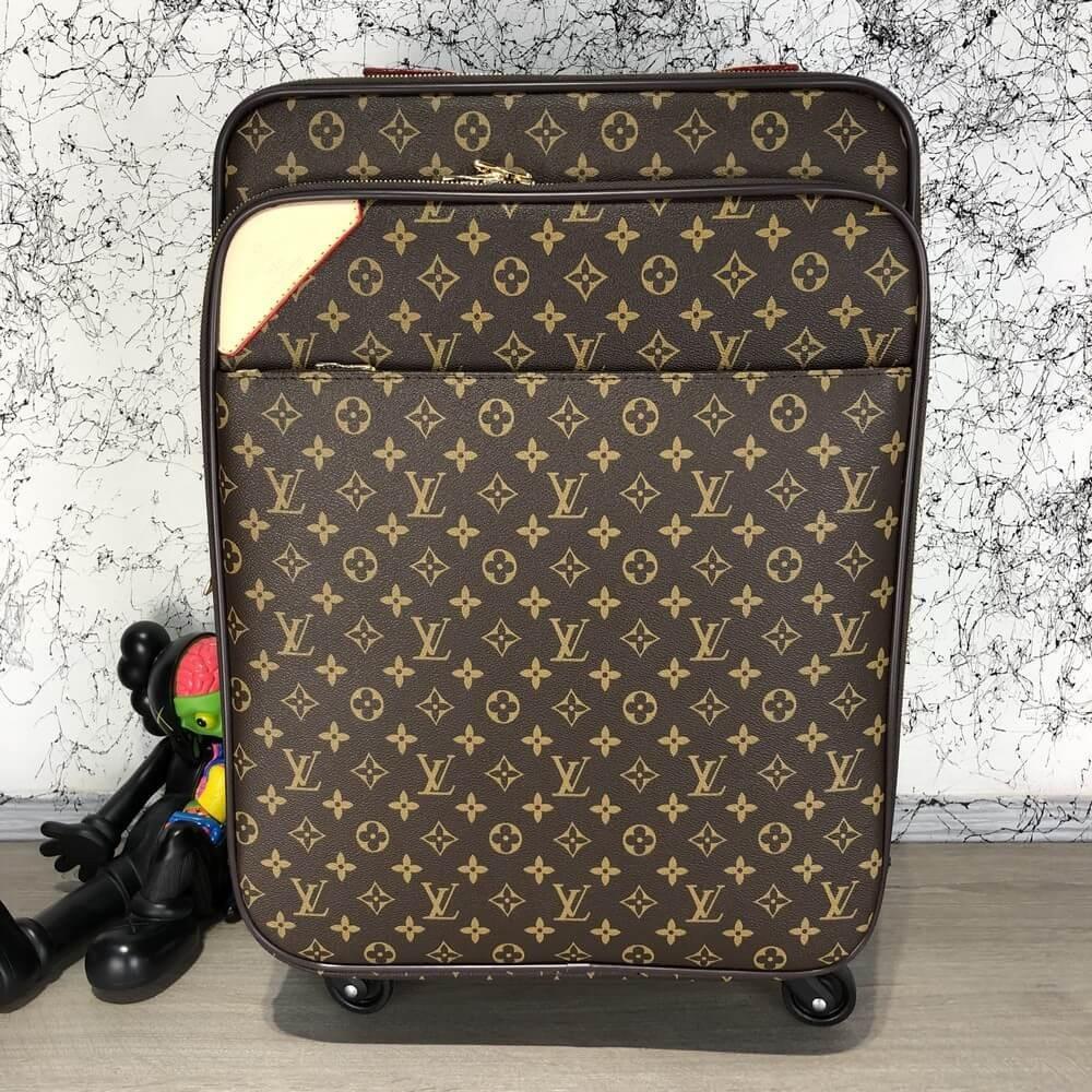 6749db7602be Чемодан Louis Vuitton 19148 коричневый - купить по лучшей цене, от ...