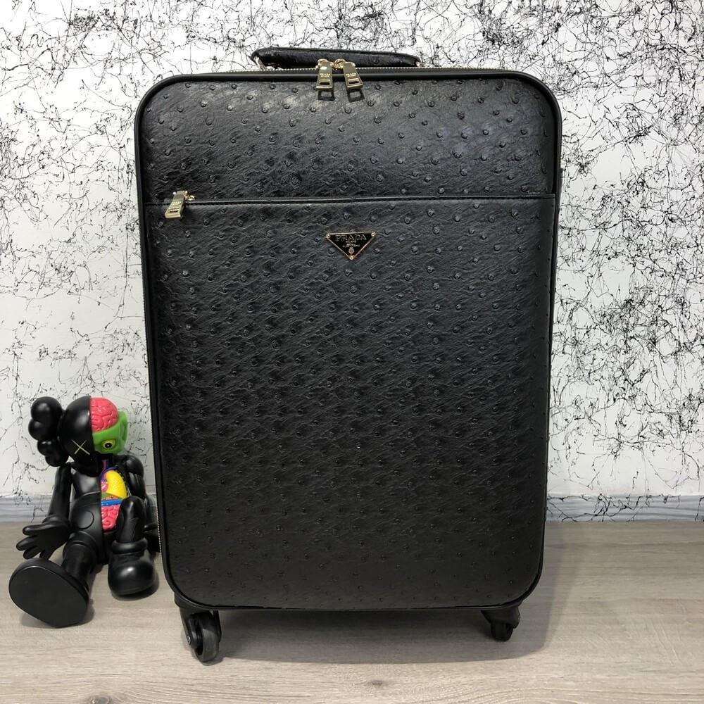 Чемодан Gucci 19150 черный