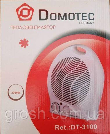 Тепловентилятор DT-3100 2000 вт