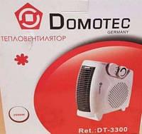 Тепловентилятор лежачий - стоячий DT-3300 2000 вт, фото 1