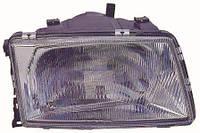 Фара правая Audi 100 -91 Н4 механический корректор (DEPO). 441-1108R-LD-E