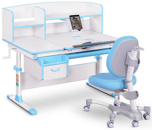 Комплект парта и кресло Evo-kids Evo-50, фото 2