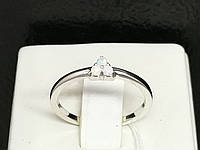 Серебряное кольцо с опалом. Артикул К2ОПБ/1337 16,5, фото 1