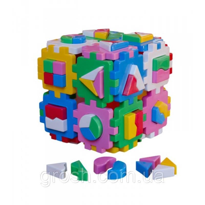 """Куб """"Розумний малюк """"Супер """"Логіка"""""""