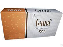 Гильзы для сигарет Gama 1000 шт