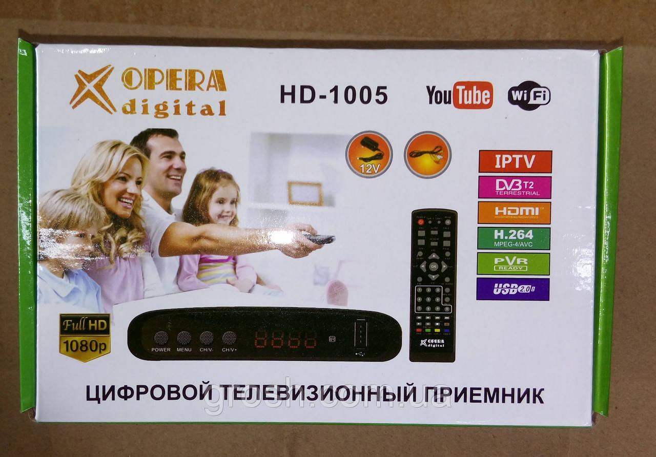 Цифровой Тюнер Opera Digital HD-1005