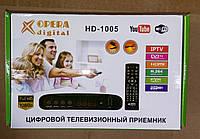 Цифровой Тюнер Opera Digital HD-1005, фото 1