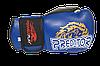 Боксерские перчатки PowerPlay 3006 синие 14 унций, фото 3