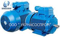 Электродвигатель 4ВР71А4 0,55 Квт 1500 об/мин взрывозащищённый