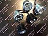 Алюминиевый водонепроницаемый фонарь 8W COB LED с линзой (черный), фото 5