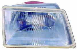 Фара левая Peugeot 309 -93 (85-3.89) (DEPO). 550-1105L-LD-E