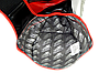 Боксерские перчатки PowerPlay 3006 черные 10 унций, фото 3