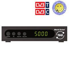 World Vision T64D