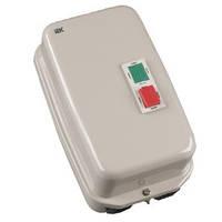Контактор КМИ 49562 95А в оболочке с индик. Ue=400В/АС3 IP54 ИЭК