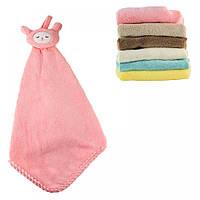 Детское банное полотенце