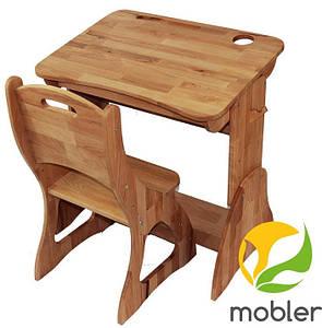 Комплект ученический парта+стул (70см) TM Mobler