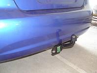 Фаркоп Chevrolet Aveo (хэтчбек 2006-2008)(Шевроле Авео) Автопрыстрий