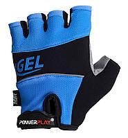 Перчатки для велосипеда с сеткой  Power Play