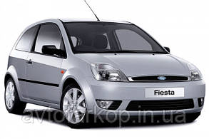 Фаркоп Ford Fiesta (хетчбек 2002-2008)(Форд Фієста) Автопрыстрий